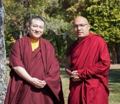 Karmapa-Trinley-Thaye-Dorje-and-Karmapa-Ogyen-Trinley-Dorje-in-France-in-2018.-Photo-Tsurpu-Labrang..jpg