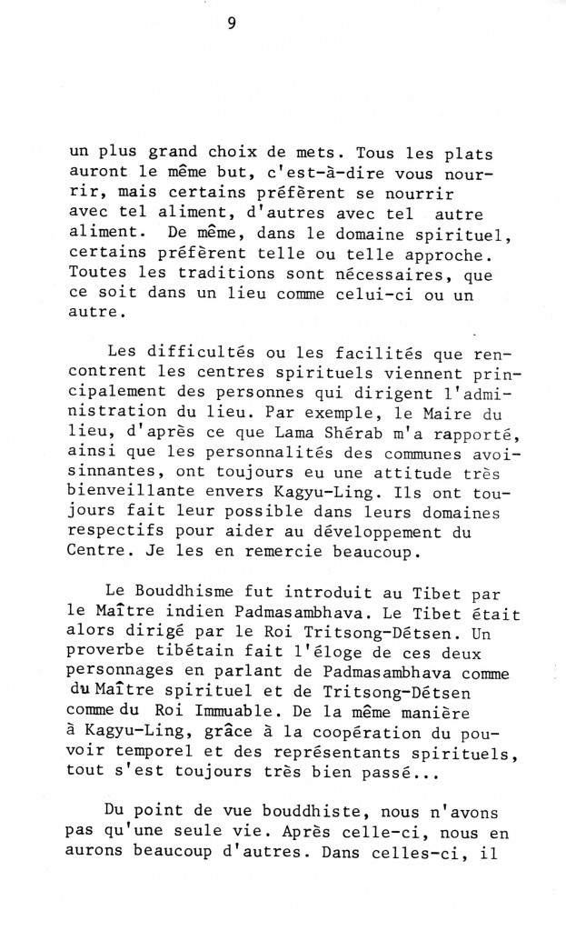 Rencontres d'assise 1986